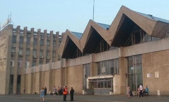 ЖД Вокзал ЖД вокзал Тобольск